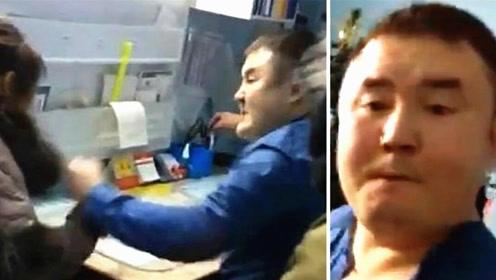 俄女子夜店被殴入院求诊 接诊医生正是施袭者再打多次