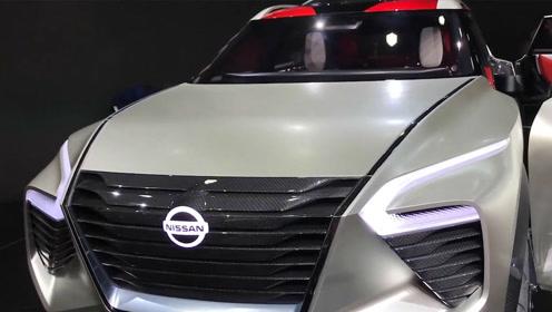 未来能四人坐车里打麻将?日产Xmotion概念车有多酷炫?