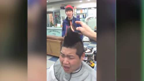 """哥教你如何快速""""剪""""头发,顺便装一个"""