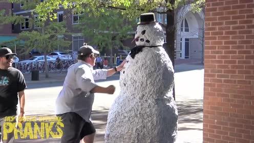 恐怖雪人又双叒来啦