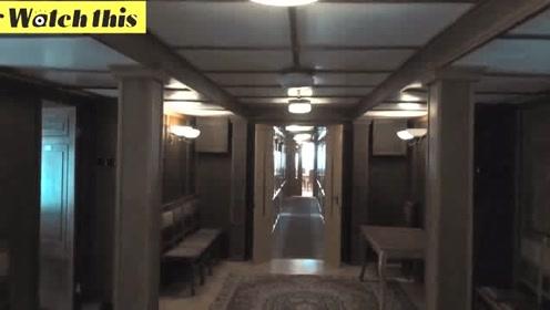 斯大林游艇仅以28万欧元被卖 内饰极尽奢华或改成博物馆