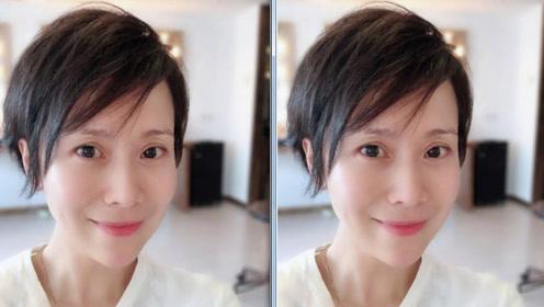 海清瘦身之后美出新高度 网友:居然撞脸刘若英?