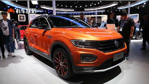 北京车展:60秒了解一汽-大众首款SUV探歌