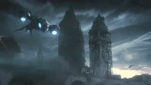 最新科幻大片:人类大战机器人,这是在预示机器人不能太智能吗?