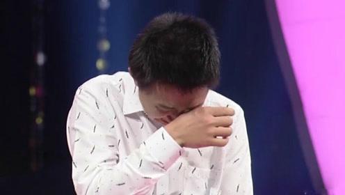 面对场上的年轻小夫妻,涂磊的一席话让全场人都哭了,人生就是这样