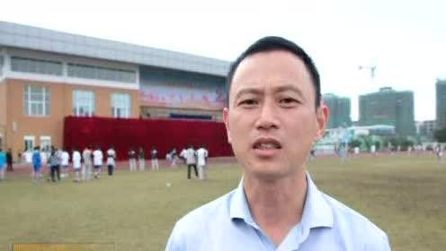2015年11月-姜山镇中学校园奥运会