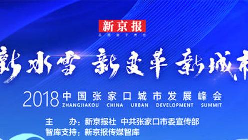 新变革 新冰雪 新城市 中国·张家口城市发展峰会