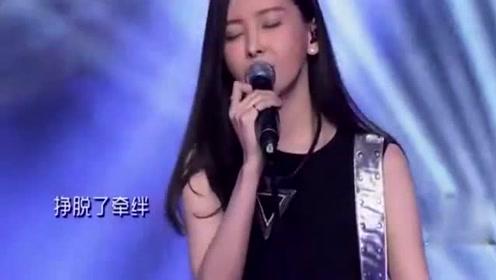 她是中国好歌曲上的女神学员,你确定没有爱上她吗?
