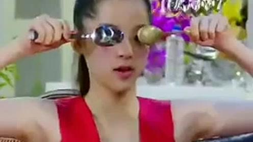 林青霞说粤语,把欧阳娜娜搞得摸不着头脑,蔡少芬大喊不可以啊!
