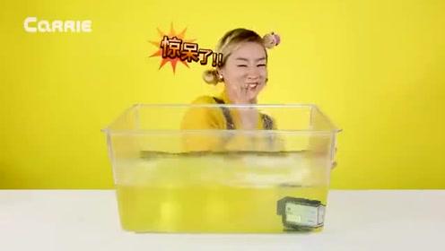 轻松熊沐浴球开箱游戏
