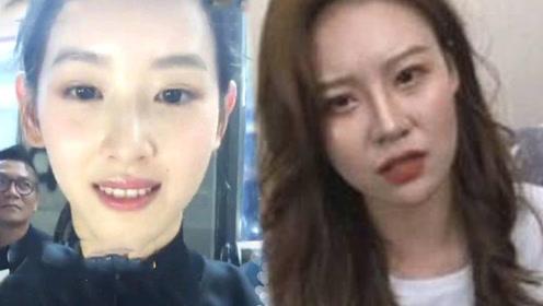 25岁章泽天直播不开美颜打脸17岁温婉 名媛与网红的差别太大了