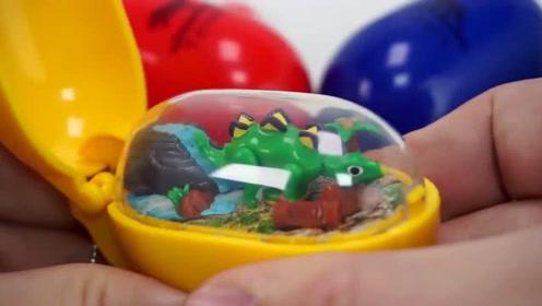 大巫婆的山洞:大巫婆囚禁了好多恐龙,快来解救他们吧
