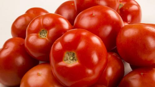 吃西红柿的2点禁忌,影响身体健康!