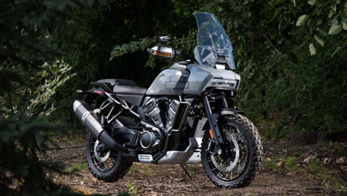 250cc哈雷不是梦,探险拉力哈雷已成型