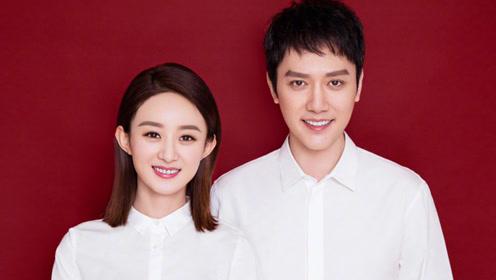 赵丽颖冯绍峰官宣结婚喜讯  公布时间暗藏玄机甜蜜爆表