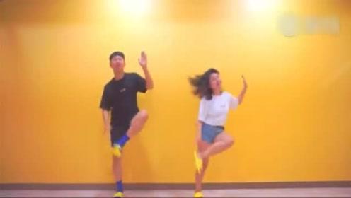 韩国一个很火的舞蹈,两周能减10kg,有趣又简单,拉上朋友一起吧