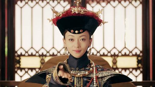 延禧攻略:璎珞彻底黑化,挥起3刀杀死纯妃,继皇后赶紧下跪求饶