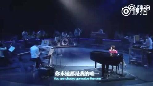 宇多田光现场演唱《魔女的条件》主题曲,无论何时听到,都会心头一暖