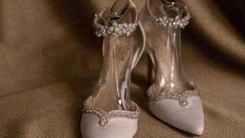 马来西亚富豪千金出嫁轰动全国 一双高跟鞋800万!