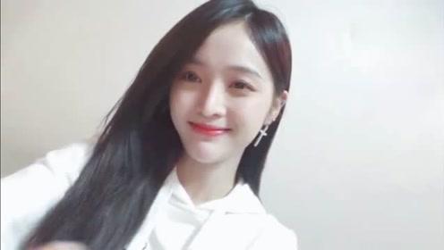 吴宣仪获奖发视频感谢粉丝 称希望未来不辜负大家期待