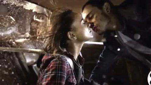 安全驾驶的公益广告,看后触目惊心,初吻成终吻!