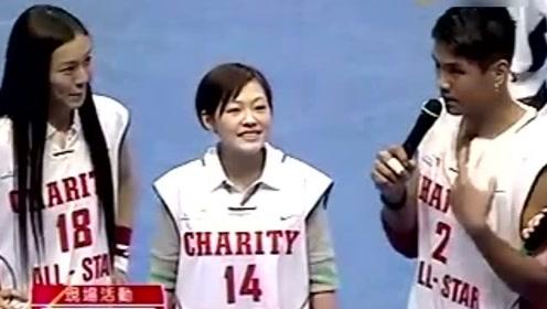 SHE三姐妹与小S范玮琪比赛穿衣投篮,没想到田馥甄疯起来这么猛