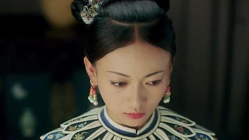延禧攻略:皇上自知误会了魏璎珞,便送去字画,谁知璎珞并不接受