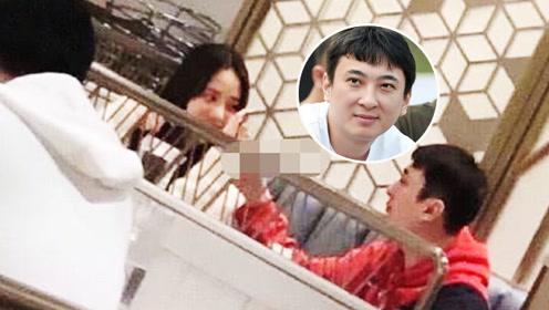 王思聪与21岁网红美女约会吃饭被拍,疑似亲手甜蜜喂食!