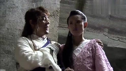 水母阴姬要对付楚留香,把任务交给甜儿,胡铁花给她出一计!