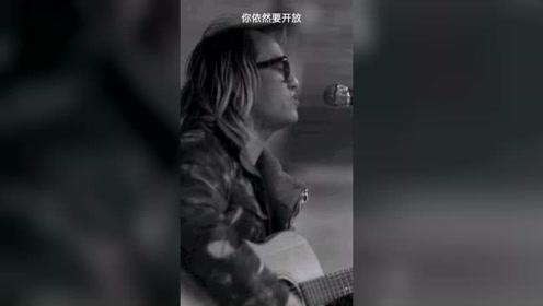 《黄玫瑰》在地下通道盛开,上海流浪歌手十年后再重回曾经的流浪生活