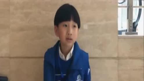 七岁的小讲解员
