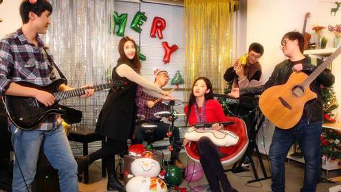 圣诞节,你肯定少不了这两首曲子!(文武贝改编)