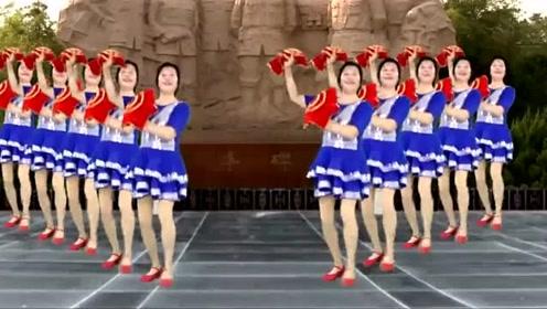60年代《经典老歌》广场舞,歌曲怀旧好听,舞蹈欢快好学!