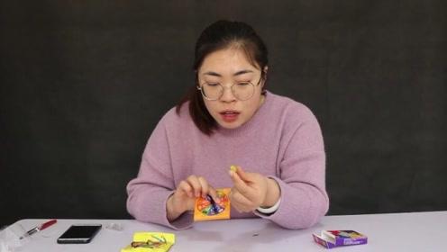 测评快乐大本营同款鼻屎味糖果,真的是那么好吃吗?