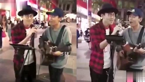 """粉丝KTV""""偶遇""""邓紫棋捧场,街头艺人唱歌碰原创,明星都好可爱呀!"""