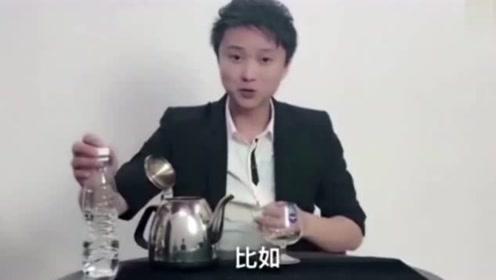 刘谦春晚魔术揭秘,白水变牛奶,竟然是这样