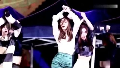 郑秀晶和宋茜同框舞蹈,现在都很难看到!