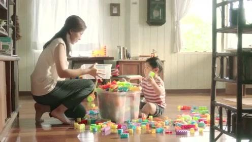 泰国多美滋奶粉广告《妈妈的言传身教》