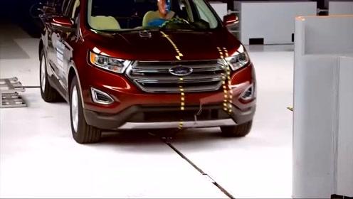 欧洲五星安全碰撞测试,福特锐界 搭载ACS低速安全系统