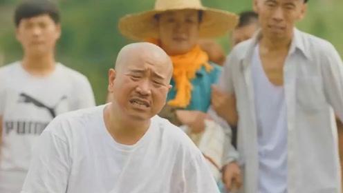 """乡村爱情:刘能充当""""和事佬""""劝架,惨掉水塘,好人难当啊"""