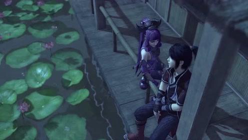 画江湖之不良人:不留恋盛世烟花,只想与你共饮酒茶