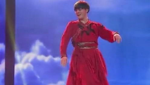 蒙古舞现场版,动作有力潇洒飘逸!就是一种享受