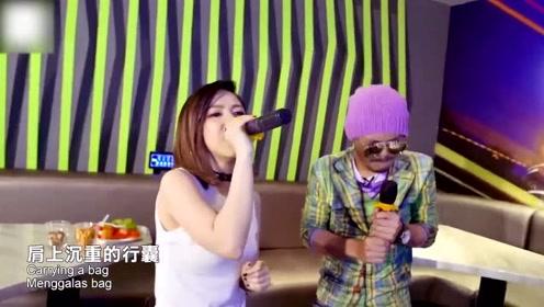 邓紫棋和你去KTV唱歌的话,你可能一整晚都不敢拿麦克风!