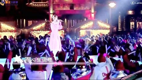 日本歌姬花泽香菜为跨年献唱《大丈夫》!甜美笑容,甜蜜开唱!