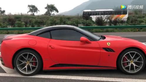 价值四百九十六万的法拉利跑车,变形的那刻才知道这钱花的值了!