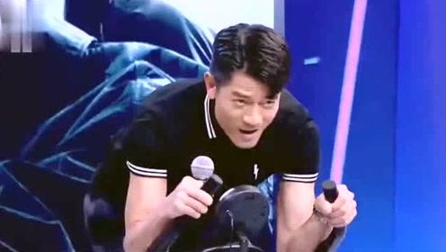 郭富城健身PK秀,没想到天王这么厉害!