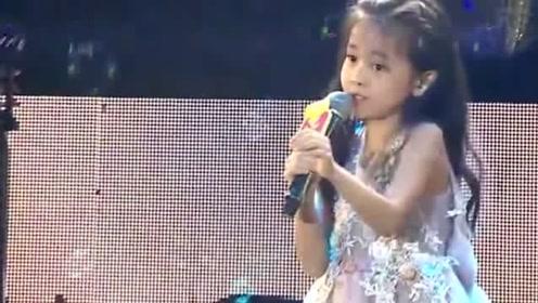 00后小姑娘一首《天空之城》,唱的真不错
