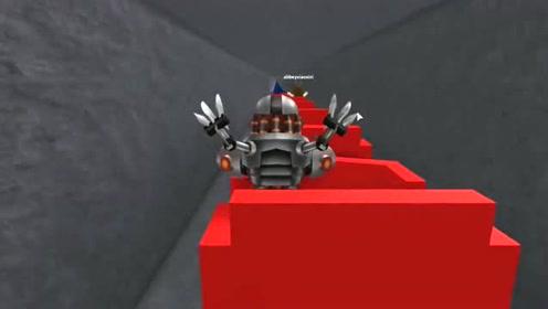 屌德斯解说:Roblox失控列车模拟器,从高楼掉下的感觉太可怕了