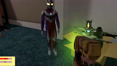 屌德斯解说:光之巨人迪迦的箱子怎么装着三个怪兽啊?