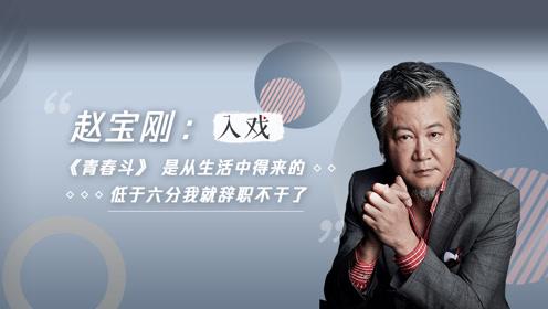 赵宝刚:《青春斗》低于六分我就辞职不干了
